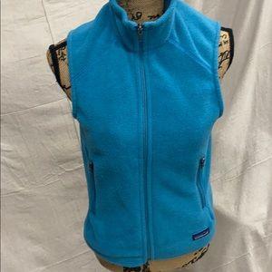 Patgonia- Synchilla -Fleece vest-Size S
